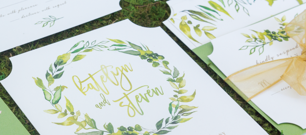 unique wedding invitations and stationery
