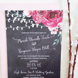chalkboard-wedding-invitation-pink-red
