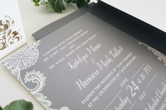 grey-wedding-invitation
