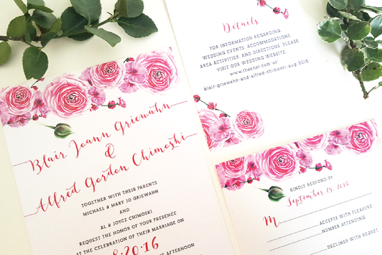pink-roses-wedding-invitations