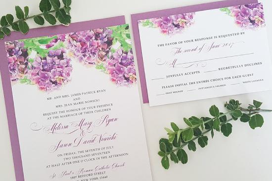hydrangea-wedding-invitation