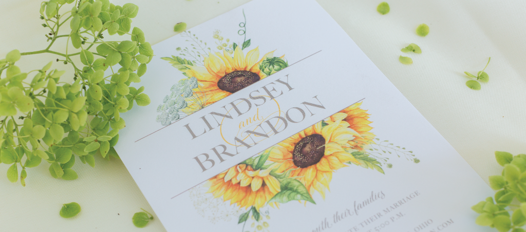 sunflower-creative-wedding-invitations