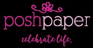 Posh Paper Invites -