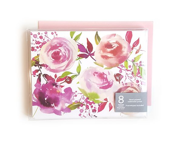 pink-floral-notecards