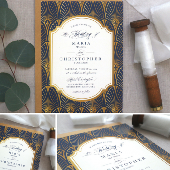 art-deco-wedding-invitations
