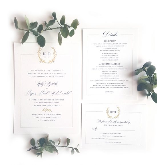 gold-monogram-wedding