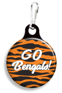 go-bengals-pet-collar-charm