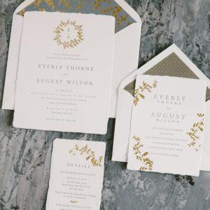 monogram-wedding-invitations