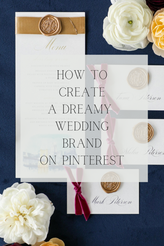wedding brand-pinterest